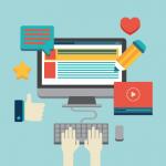 شركات -كتابة -محتوى