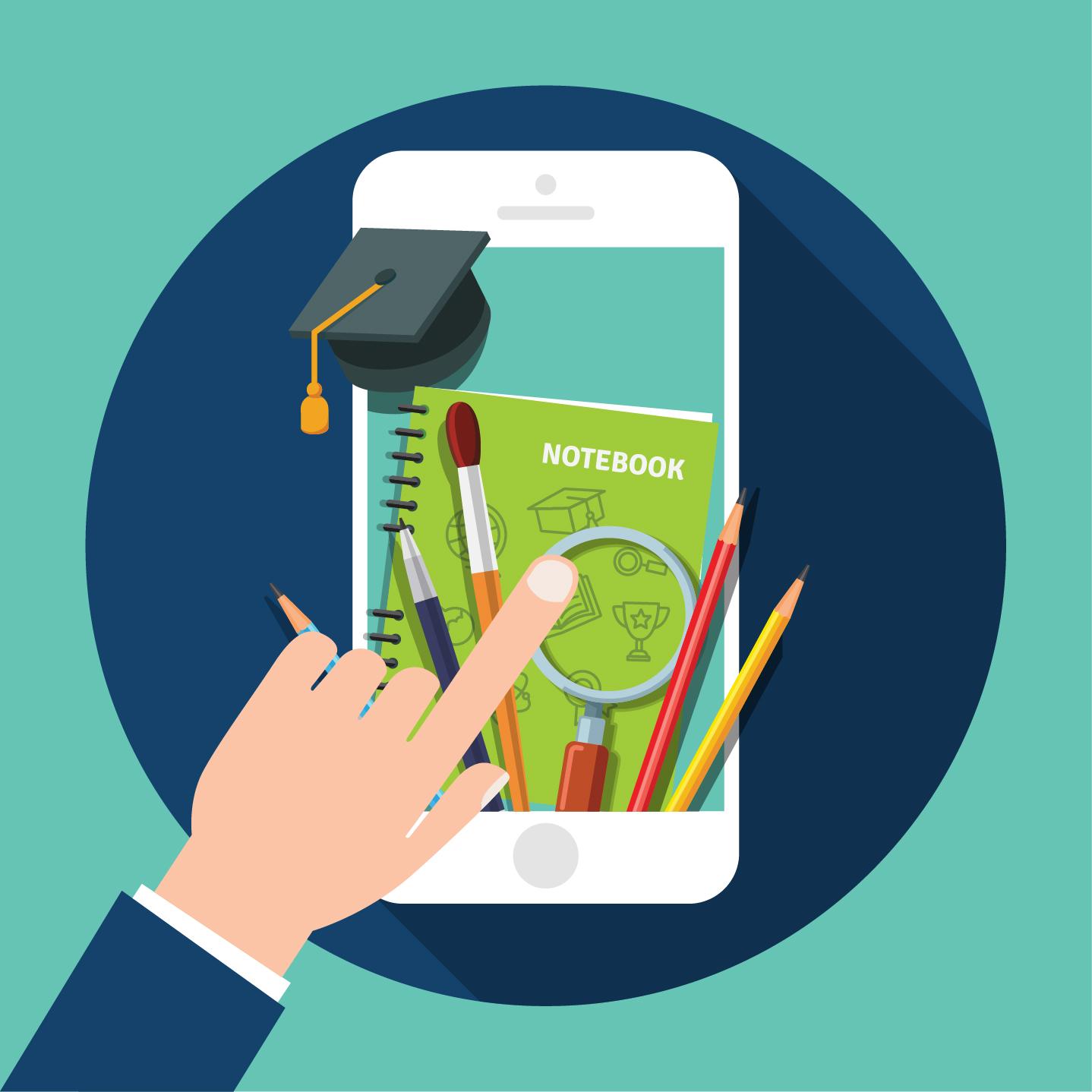 تطبيقات الجوال التعليمية الأكثر انتشارا 2018