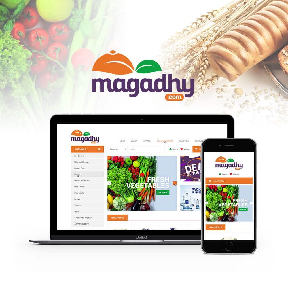 Magadhy store
